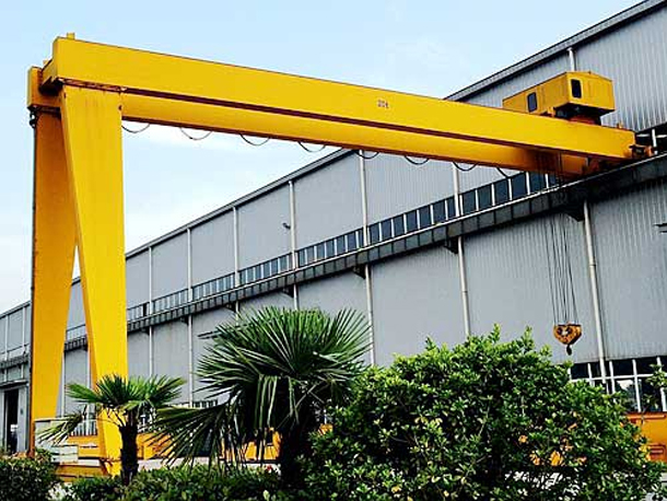 Goliath Cranes Manufacturers in India